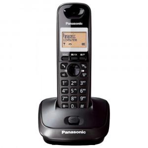 Ασύρματο Ψηφιακό Τηλέφωνο Panasonic KX-TG2511GRT Μαύρο 5025232555857