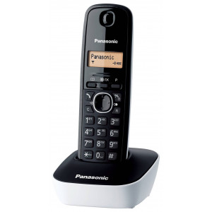 Dect/Gap Panasonic KX-TG1611 (EU) Black-White 5025232621613