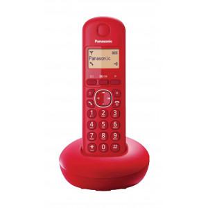 Dect/Gap Panasonic KX-TGB210GRR Red 5025232792269