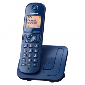 Dect/Gap Panasonic KX-TGC210GRC Blue with Speakerphone, Call Block and Eco Function 5025232797417