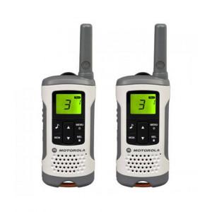 Walkie Talkie Motorola PMR T50 Λευκό   Εύρος Κάλυψης 6 km 5031753006198