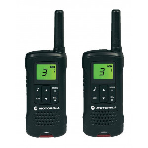 Walkie Talkie Motorola PMR T60 Black with Hands Free Connector   Coverage 8 km 5031753006211