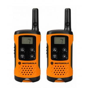 Walkie Talkie Motorola PMR T41 Πορτοκαλί   Εύρος Κάλυψης 4 km 5031753006563