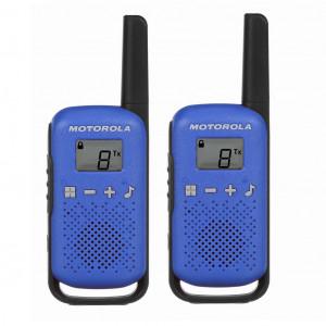 Walkie Talkie Motorola Go Live PMR T42 Μπλε. Εύρος Κάλυψης 4 km 5031753007508