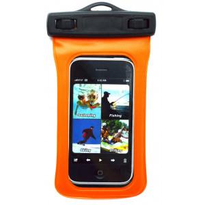 Θήκη Αδιάβροχη Ancus για Apple iPhone SE/5/5S/5C και Ηλεκτρονικών Συσκευών Πορτοκαλί 5210029005763
