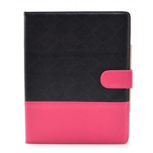 Θήκη Smart Ancus για Apple iPad 2, 3, 4 Μαύρη - Ρόζ 5210029006920
