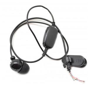 Ανταλλακτικό Ακουστικό Bluetooth Hands Free Mobilis T11 Μαύρο 5210029007750