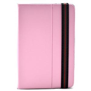 Θήκη Book Ancus Universal για Tablet 7 Ίντσες Ρόζ με Αποσπώμενες Γωνίες (20.5 cm x 13.2 cm) 5210029011214