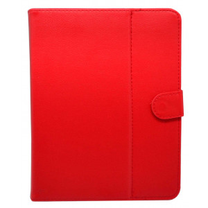 Book Case Ancus Universal for Tablet 9- 9.7 Inches Red (25 cm x 18 cm) 5210029012990