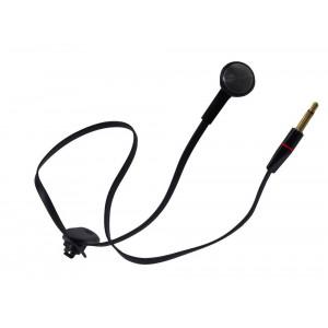 Ανταλλακτικό Ακουστικό Ancus Zeno Mono 3.5 mm Μαύρο 35 cm για Hands Free - Bluetooth 5210029020971