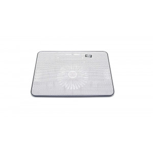 Laptop Cooler Mobilis Cooling Pad A6 White for Laptop up to 15 5210029034237