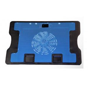 Laptop Cooler Mobilis Cooling Pad 638 (A) Μπλέ για Φορητούς Υπολογιστές έως 17 5210029034329