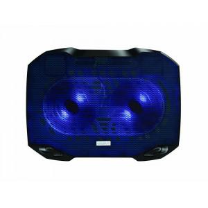 Laptop Cooler Mobilis Popu Pine F2 Μαύρο για Φορητούς Υπολογιστές έως 17 5210029034442
