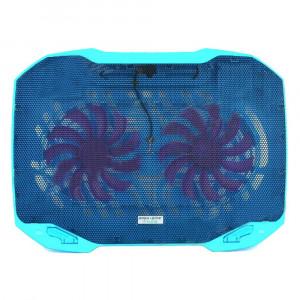 Laptop Cooler Mobilis Popu Pine F2 Μπλέ για Φορητούς Υπολογιστές έως 17 5210029034459