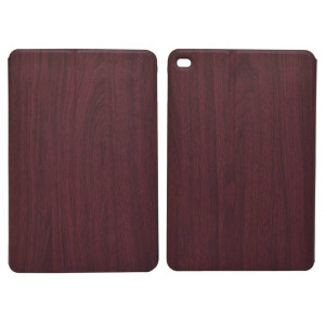 Book Case Ancus Wood for Apple iPad Mini 4 Red 5210029036651