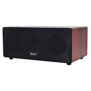 Speaker Stereo Epoch D-210 2.1 2.5W+3Wx2 RMS Brown with USB 30x18x12mm 5210029038082