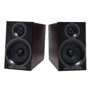 Ηχείο Stereo Nakai SE-202 3Wx2 RMS Μαύρο με Τροφοδοσία USB 15x9x12cm 5210029038198