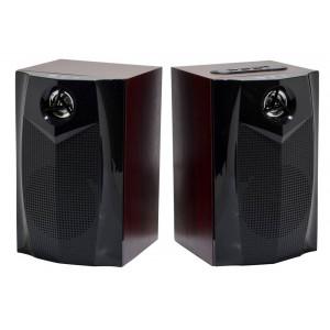 Ηχείο Stereo Nakai SE-136 3Wx2 RMS Μαύρο με Τροφοδοσία USB 17x10.5x12cm 5210029038204