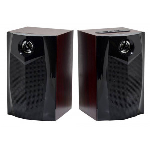 Speaker Stereo Nakai SE-136 3Wx2 RMS Black with EU plug 17x10.5x12cm 5210029038204