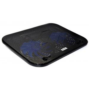 Laptop Cooler Mobilis F3 Μαύρο για Φορητούς Υπολογιστές έως 15.6 5210029038372