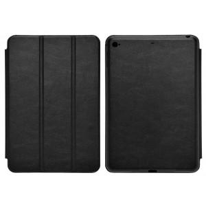 Θήκη Smart Ancus για Apple iPad Mini/Mini 2/Mini 3 με Πίσω Κάλυμμα Μαύρη Δερματίνη 5210029044854