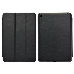 Θήκη Smart Ancus για Apple iPad Mini 4 με Πίσω Κάλυμμα Μαύρη Δερματίνη 5210029044861
