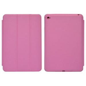 Θήκη Smart Ancus για Apple iPad Mini 4 με Πίσω Κάλυμμα Ρόζ Δερματίνη 5210029044878