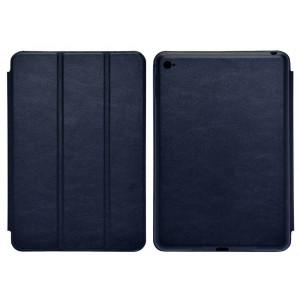 Θήκη Smart Ancus για Apple iPad Mini 4 με Πίσω Κάλυμμα Μπλέ Δερματίνη 5210029044885