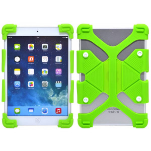 Silicone Case Ancus Universal for Tablet 7 - 8 Inches Green (20 cm x 12 cm) 5210029046544