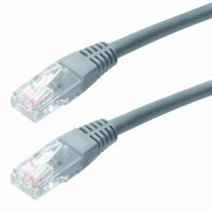Καλώδιο Δικτύου Jasper Cat 6 UTP 3m Γκρί Patch Cord 5210029047237