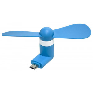 Micro USB Mini Fun Ancus Μπλέ 5210029048487