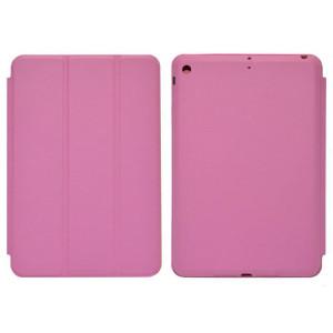Θήκη Smart Ancus για Apple iPad Air με Πίσω Κάλυμμα Ρόζ Δερματίνη 5210029048562