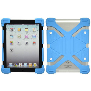 Silicone Case Ancus Universal for Tablet 8,9 - 12 Inches Blue (24 cm x 17 cm) 5210029048937