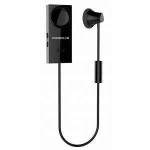 Bluetooth hands free Mobilis S18 Magnetic Black 5210029052538