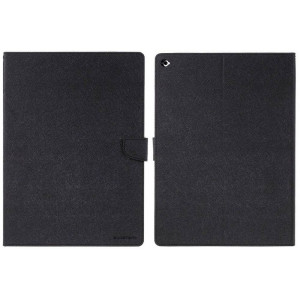 Book Case Goospery Fancy Diary for Apple iPad Pro 12.9 Black by Mercury 5210029056444