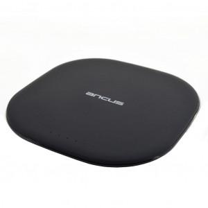 Wireless Fast Charge Pad Ancus Q1 5V 2A 7mm Μαύρο (Κατάλληλος για Συσκευές με Qi-Enabled) 5210029057649