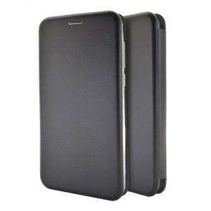 Θήκη Book Ancus Magnetic Curve για Huawei P9 Lite Mini / Y6 Pro (2017) TPU Μαύρη 5210029057809