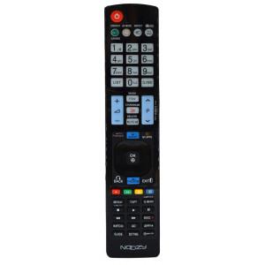 Τηλεχειριστήριο Noozy RC1 για Τηλεοράσεις LG Άμεσης Αντικατάστασης χωρίς Προγραμματισμό 5210029058110