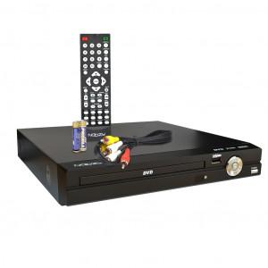 DVD player Noozy ND-2050 HDMI Μαύρο με Υποδοχή Usb 5210029058240