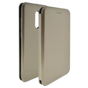 Θήκη Book Ancus Magnetic Curve για Xiaomi Redmi 5 TPU Χρυσαφί 5210029058363