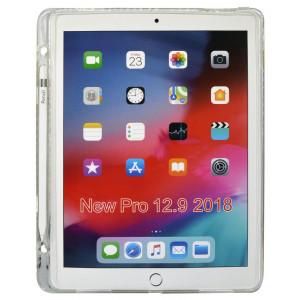 Θήκη TPU Ancus για Apple iPad Pro 2018 12.9 με Βάση για Πενάκι Διάφανη 5210029062247