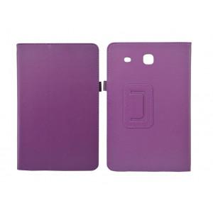 Θήκη Book Ancus Teneo για Samsung T560 / T561 Galaxy Tab E 9.6 Μωβ 5210029063961