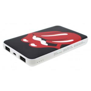 Power Bank Hoco J6 Iridescence 10000 mAh Dual USB 5V/2.1 37W Open Mouth Μαύρο 5210029065392