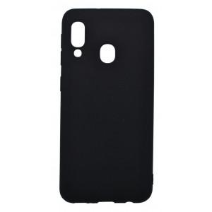 Θήκη TPU για Samsung SM-A202F Galaxy A20e Μαύρη 5210029066252