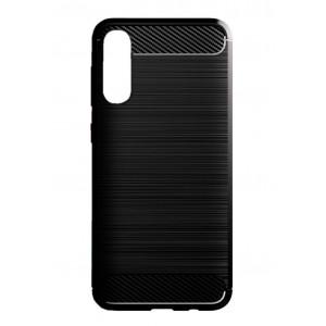 Θήκη TPU Carbon για Samsung SM-A505F Galaxy A50 Μαύρη 5210029067396