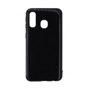 Θήκη TPU για Samsung SM-A405 Galaxy A40 Μαύρη 5210029067464