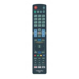 Τηλεχειριστήριο Noozy RC6 για Τηλεοράσεις LG Άμεσης Αντικατάστασης χωρίς Προγραμματισμό 5210029070020