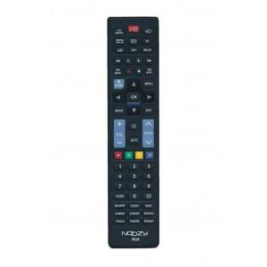 Τηλεχειριστήριο Noozy RC8 για Τηλεοράσεις Sony, Samsung, LG Άμεσης Αντικατάστασης χωρίς Προγραμματισμό 5210029070044