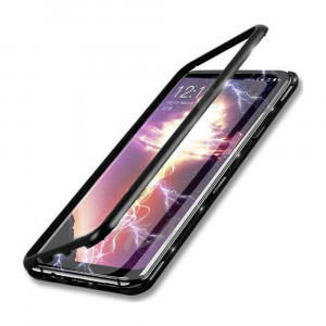 Θήκη Ancus 360 Full Cover Magnetic Metal για Samsung SM-N770F Galaxy Note 10 Lite Μαύρη 5210029077401