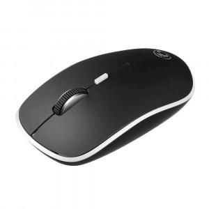 Ασύρματο Ποντίκι iMICE G-1600 1600cpi με 4 Κουμπιά και Αθόρυβη Λειτουργία Μαύρο 5210029077883